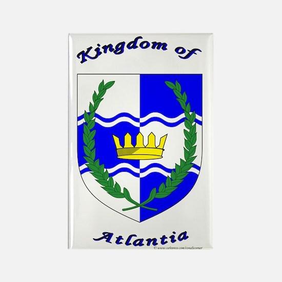 Kingdom of Atlantia Rectangle Magnet