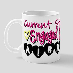 Engaged to an Airman Mug