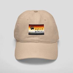 FURRY BEAR PRIDE FLAG/BEAR Cap