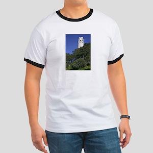 Coit Tower on Telegraph Hill Ringer T