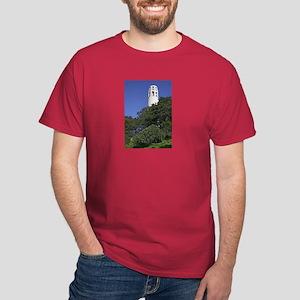 Coit Tower on Telegraph Hill Dark T-Shirt