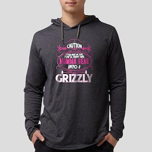 Momma Bear T Shirt Long Sleeve T-Shirt