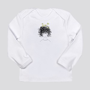 Bird's Nest Hair Long Sleeve T-Shirt