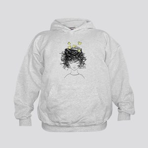 Bird's Nest Hair Sweatshirt