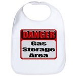 Gas Storage Area Bib
