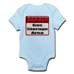 Gas Storage Area Infant Creeper
