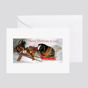 JimmySleighride Greeting Cards