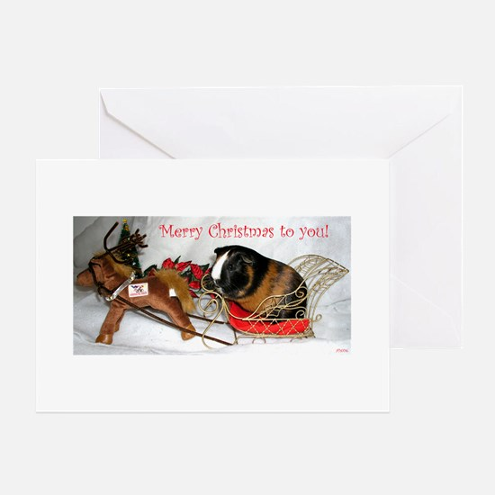 JimmySleighride.psd Greeting Cards