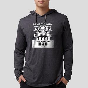 Mine Call Me Dad T Shirt Long Sleeve T-Shirt