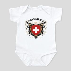 Switzerland Infant Bodysuit