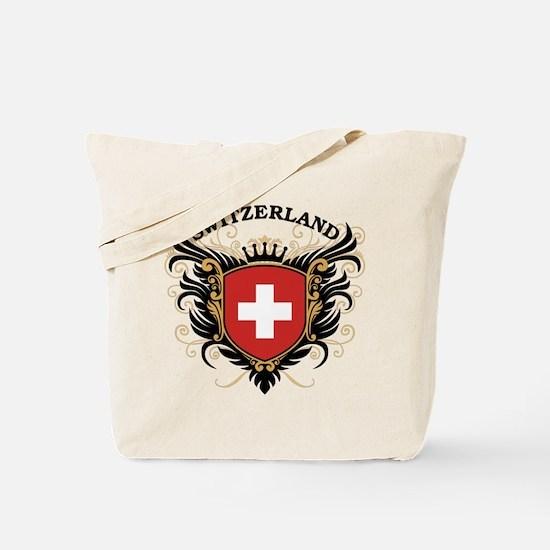 Switzerland Tote Bag