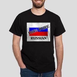 100 Percent RUSSIAN Dark T-Shirt