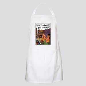 Home From Mars BBQ Apron