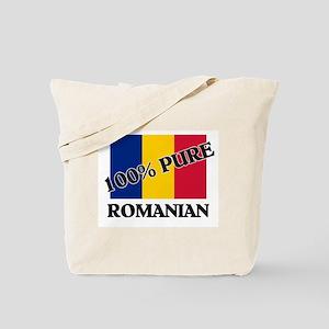 100 Percent ROMANIAN Tote Bag