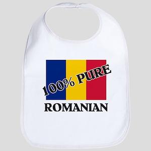100 Percent ROMANIAN Bib