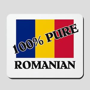 100 Percent ROMANIAN Mousepad