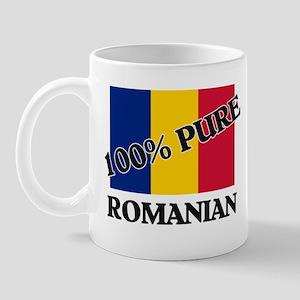 100 Percent ROMANIAN Mug