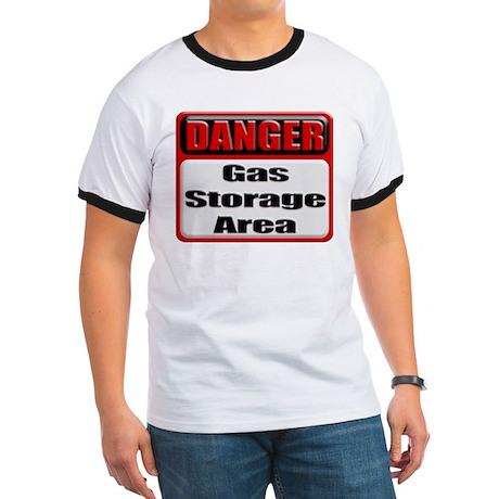 Gas Storage Area Ringer T