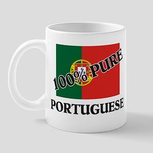 100 Percent PORTUGUESE Mug