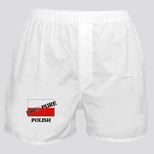 100 Percent POLISH Boxer Shorts