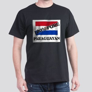 100 Percent PARAGUAYAN Dark T-Shirt