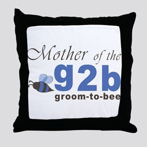 Mother of the G2B Throw Pillow