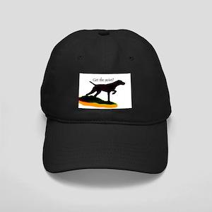 Vizsla shadow point Black Cap