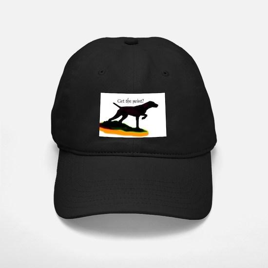 Vizsla shadow point Baseball Hat