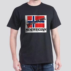 100 Percent NORWEGIAN Dark T-Shirt