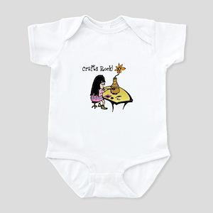 Crafts Rock! Infant Bodysuit