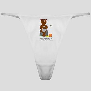 Honey Pot Bear Classic Thong
