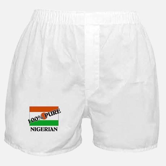 100 Percent NIGERIAN Boxer Shorts