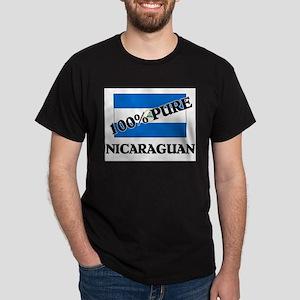 100 Percent NICARAGUAN Dark T-Shirt