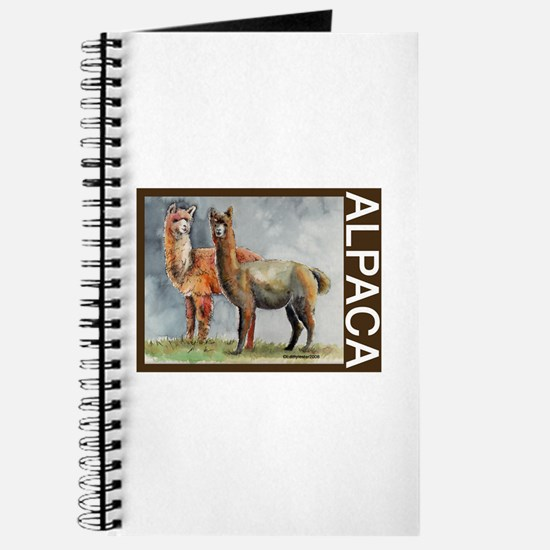 Alpaca Pair Journal