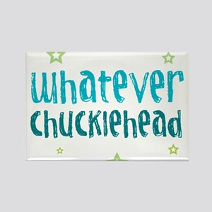 Chucklehead - Rectangle Magnet