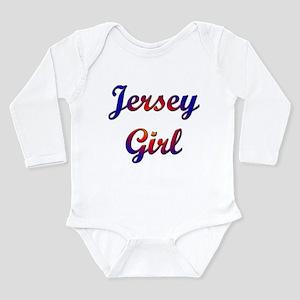 Jersey Girl Dark Body Suit