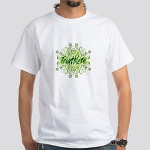 Triathlete White T-Shirt