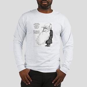 Long Sleeve Darwin T-shirt