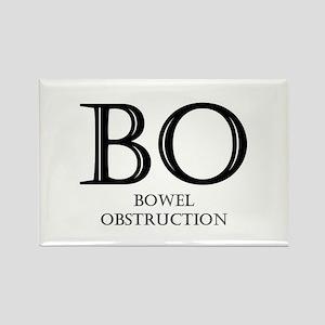 Bowel Obstruction Rectangle Magnet