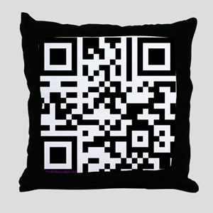 BAD MOTHER F****R Throw Pillow