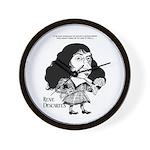 Descartes Wall Clock
