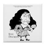Descartes Tile Coaster