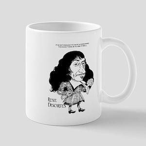 Descartes Mug
