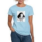 Women's Descartes Pink T-Shirt