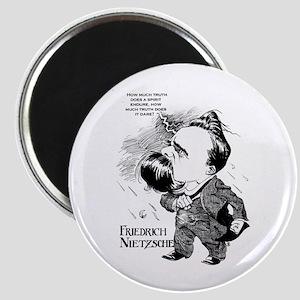 Nietzsche Magnet