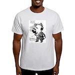 Nietzsche T-shirt (ash grey)