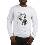 Long Sleeve Nietzsche T-shirt
