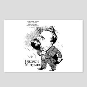 Nietzsche Postcards (Package of 8)