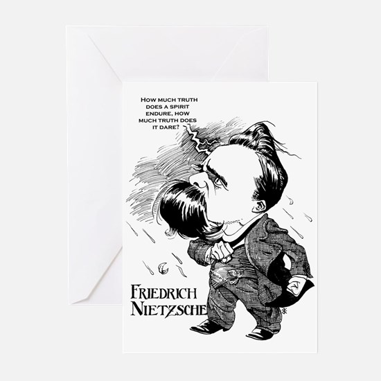 Nietzsche Greeting Cards (Pk of 10)