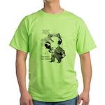Green Nietzsche T-Shirt
